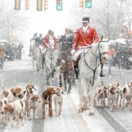 Another great reason we live in Northern Virginia – Christmas parade in Middleburg – today!