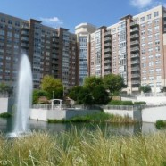 Just listed at stunning Reston Town Center!