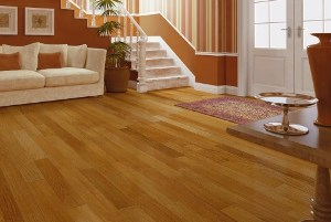 Reston Homes with Wood Floors