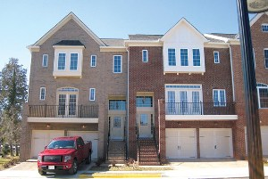 New Reston Townhouses